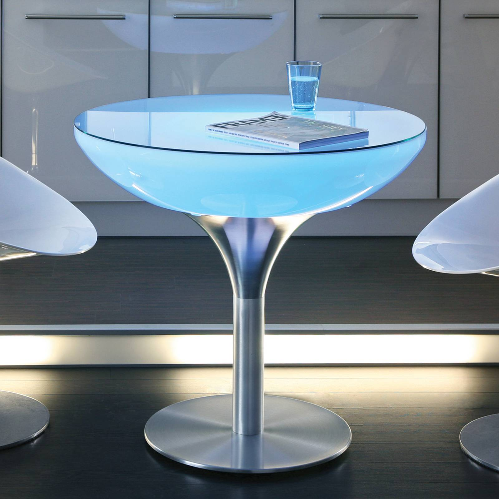 Lounge Table Indoor light table H 75cm