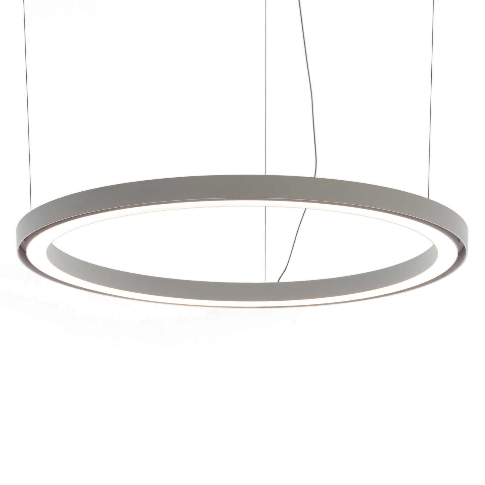 Artemide Ripple LED-Hängelampe App steuerbar Ø90cm