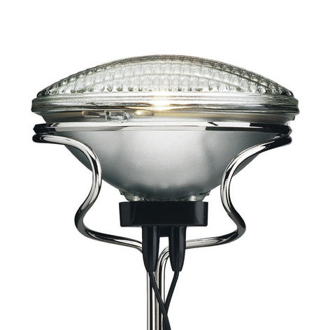 Industrieel design - vloerlamp TOIO van FLOS