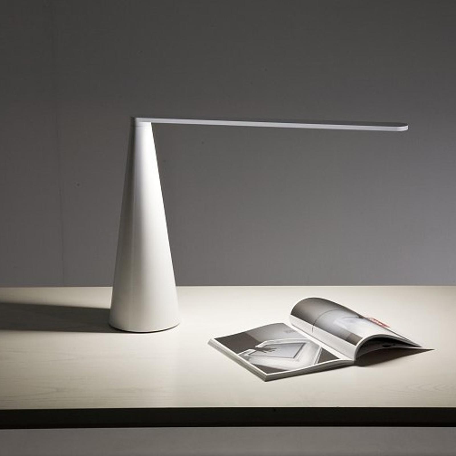 Martinelli Luce Elica - LED-Tischleuchte, 38 cm