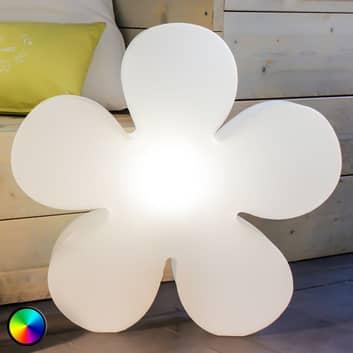 Shining Flower Mini LED-dekolampe i blomsterform