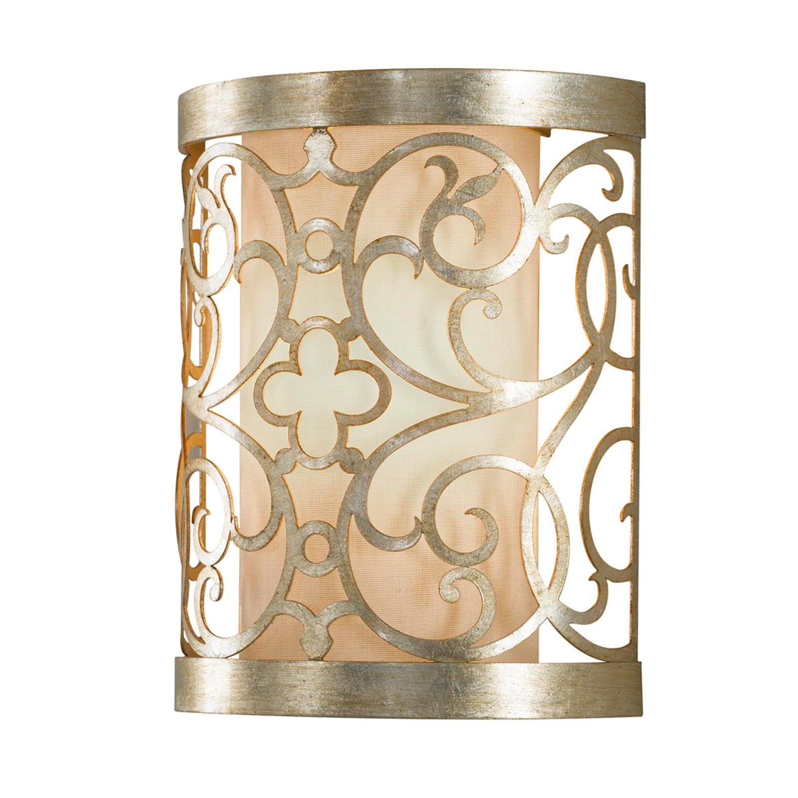 Hermosa lámpara de techo Arabesque