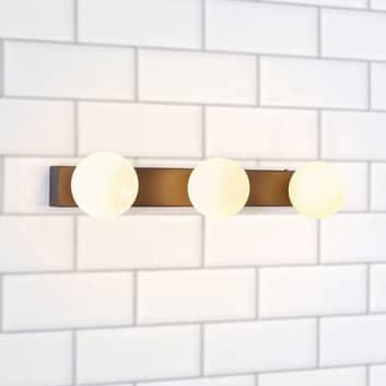 Lámpara de espejo cuarto de baño Mini, 3 luces