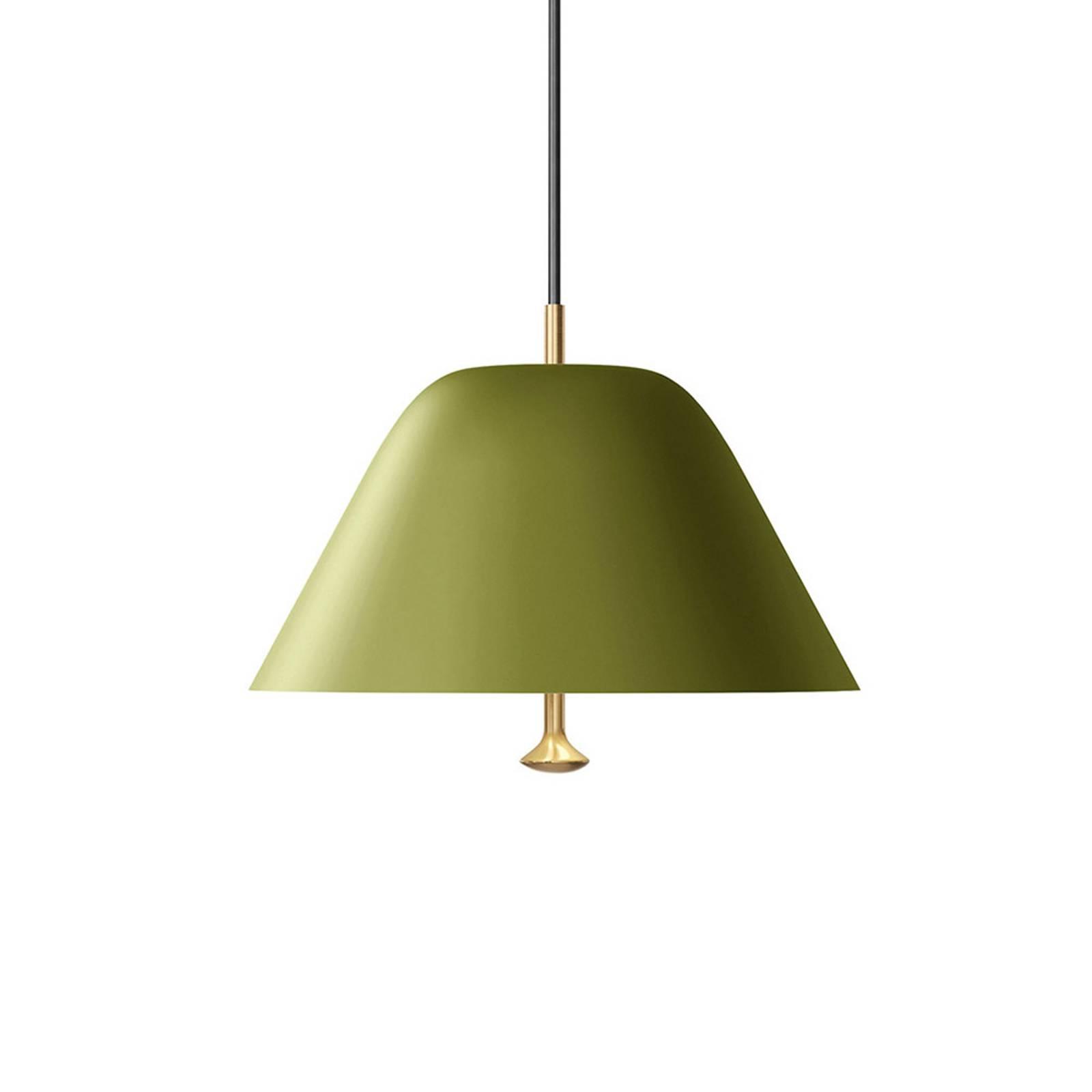 Menu Levitate suspension Ø 28 cm vert sauge