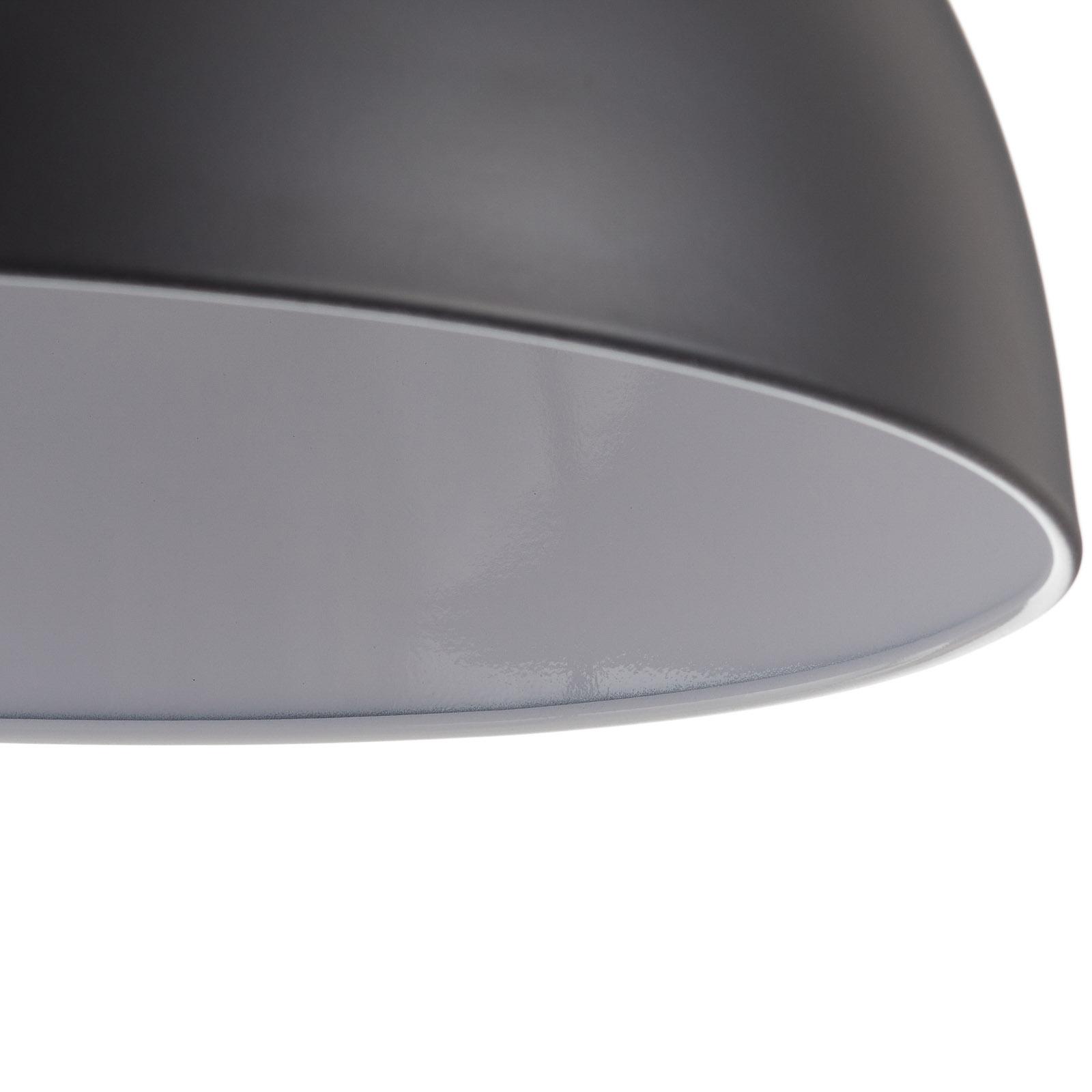 Schöner Wohnen Kia lampa wisząca czarna