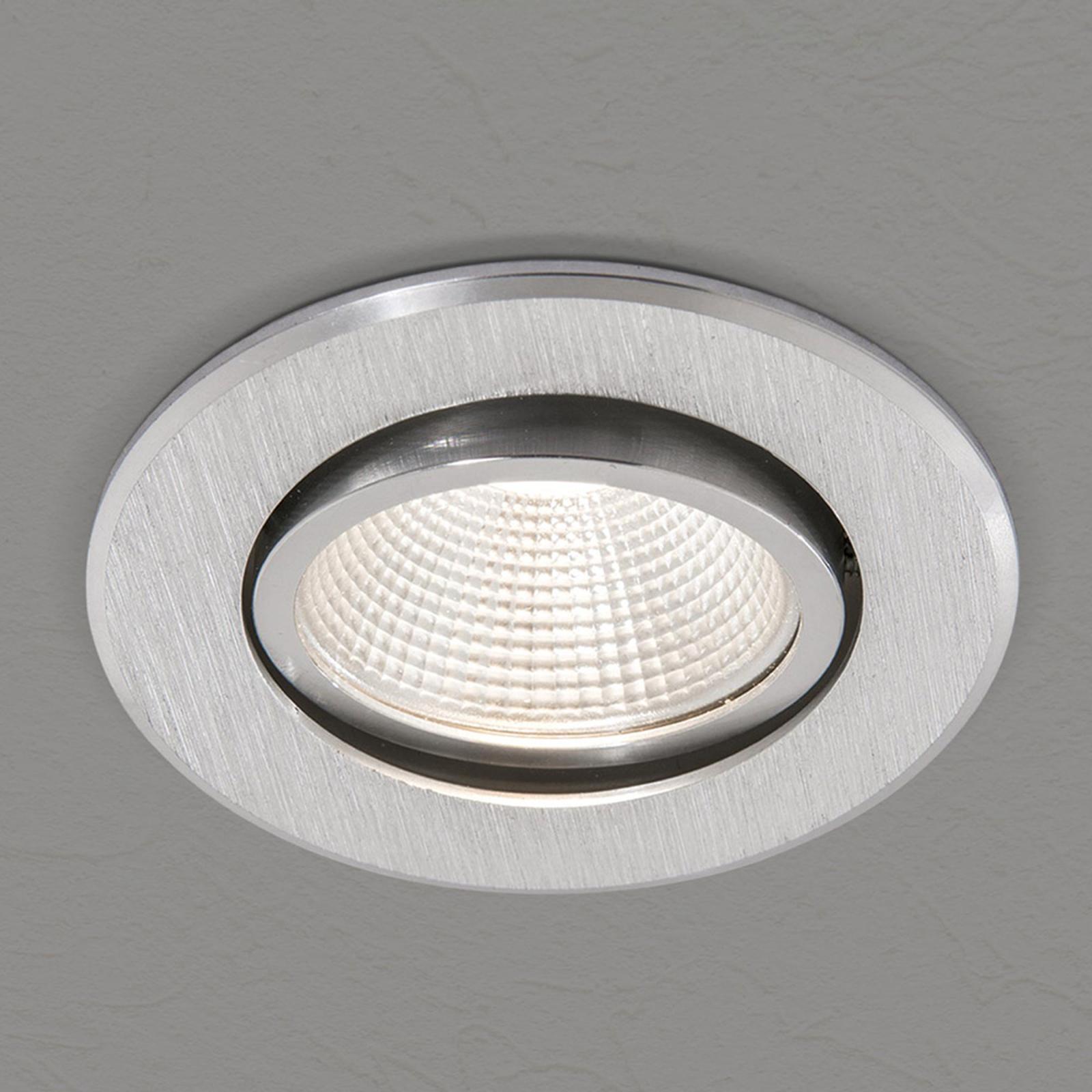 Regulowany reflektor wpuszczany LED ILJA