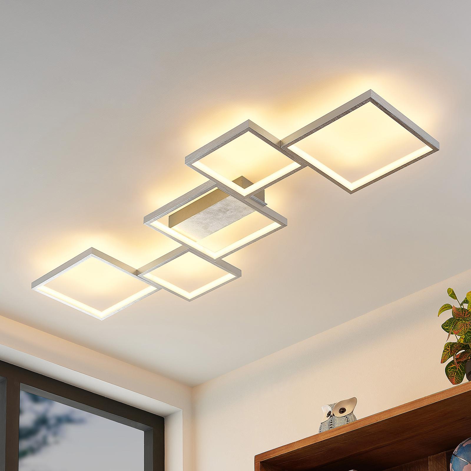 Lindby Adritha LED-Deckenleuchte, 5-flammig