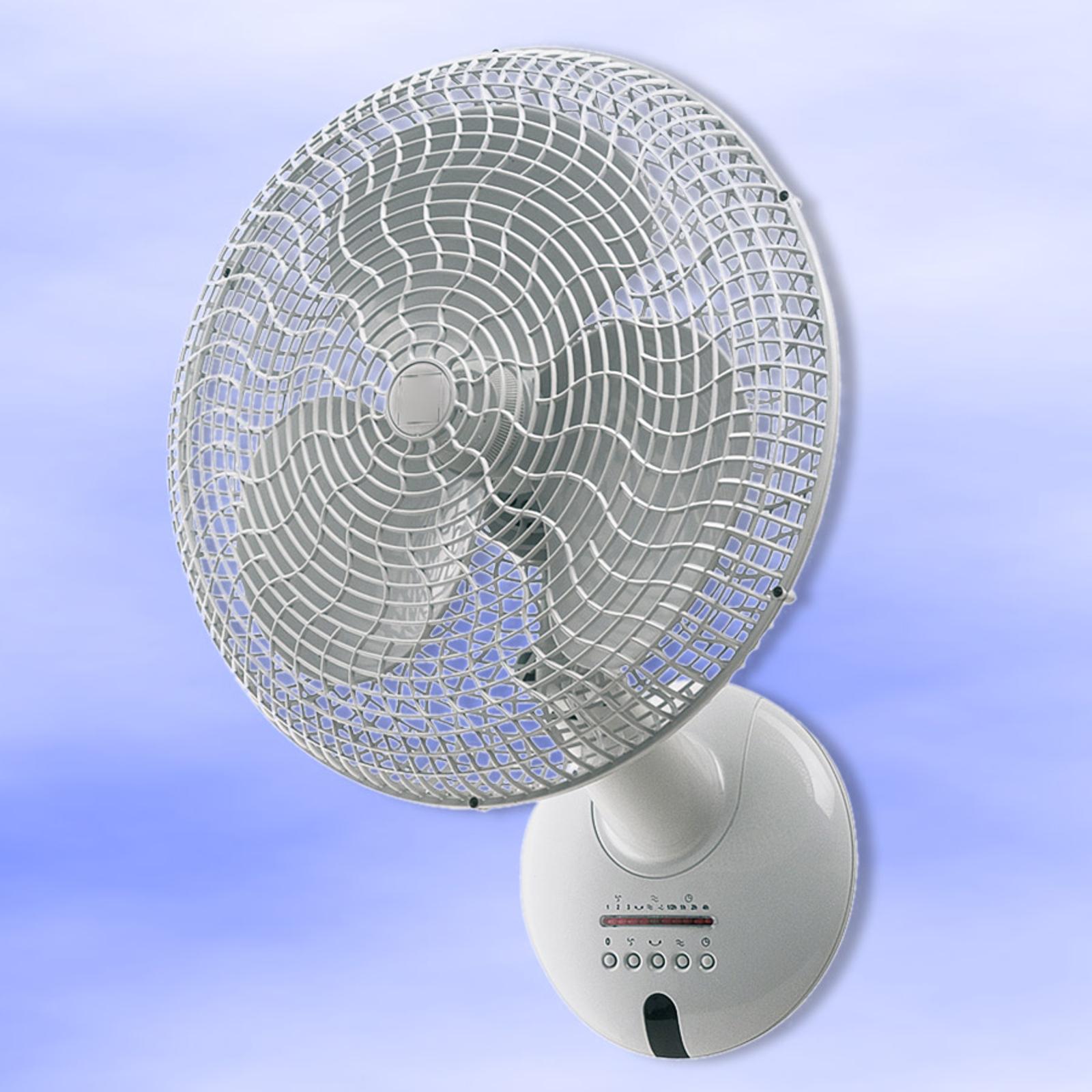 Nástěnný ventilátor Gordon Wall, 36,5 cm