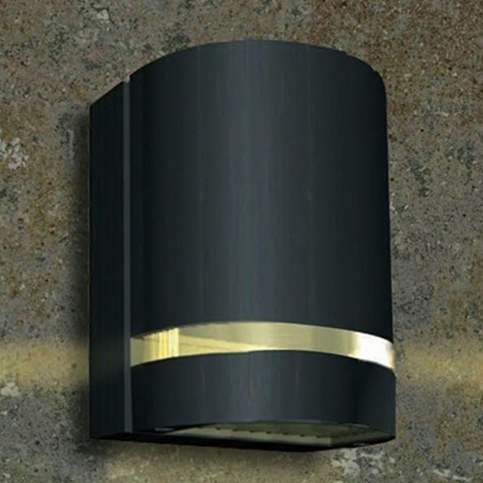 Applique da esterni Focus, a 1 luce antracite