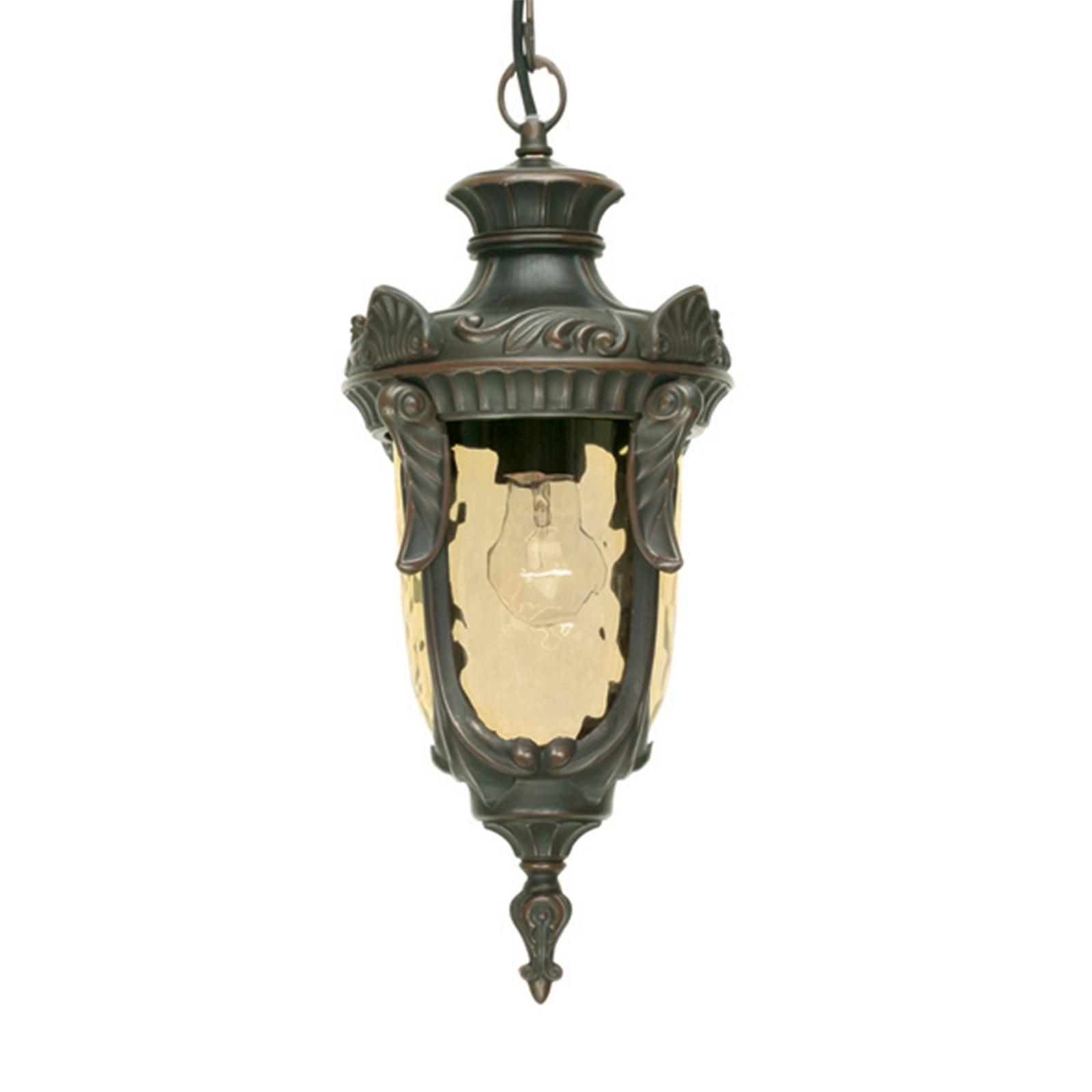 lámpara suspendida PHILADELPHIA para exterior
