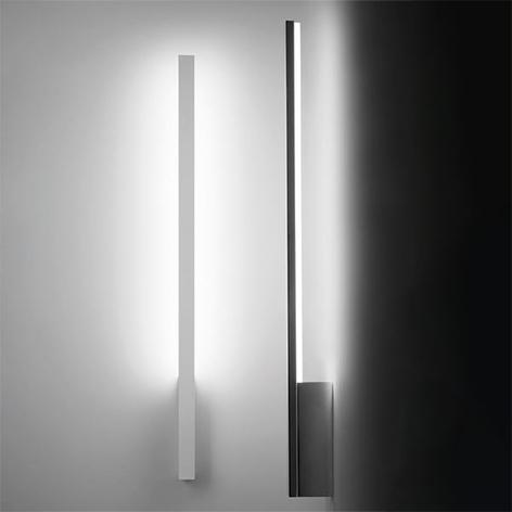 Xilema W1 - minimalistische LED-Wandleuchte, weiß