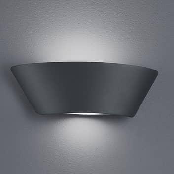 Enkel LED-udendørsvæglampe Sacramento