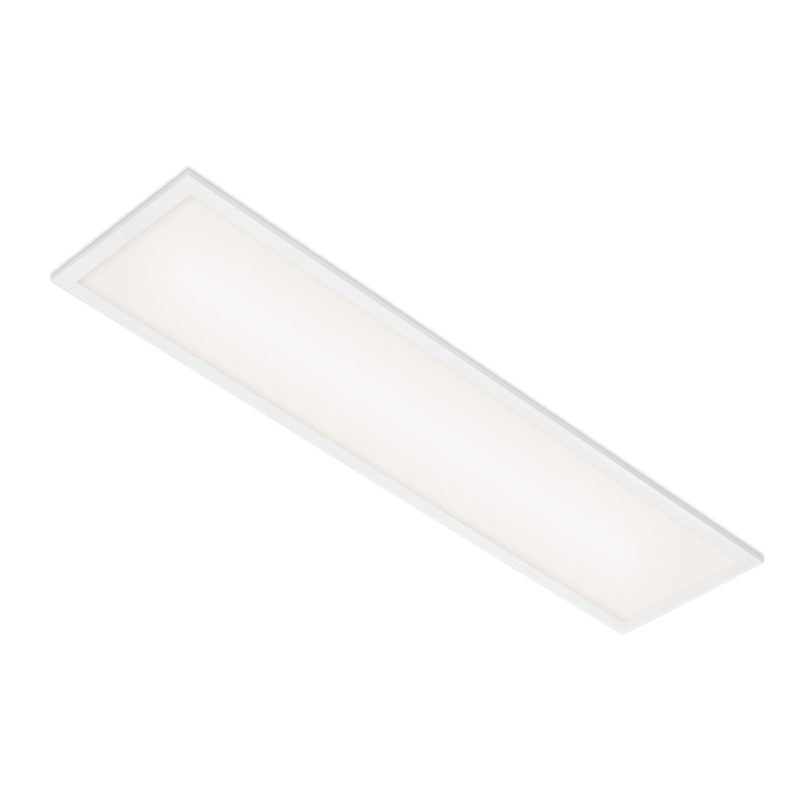 Simple LED panel, white, ultra-flat, 100 x 25 cm_1510585_1