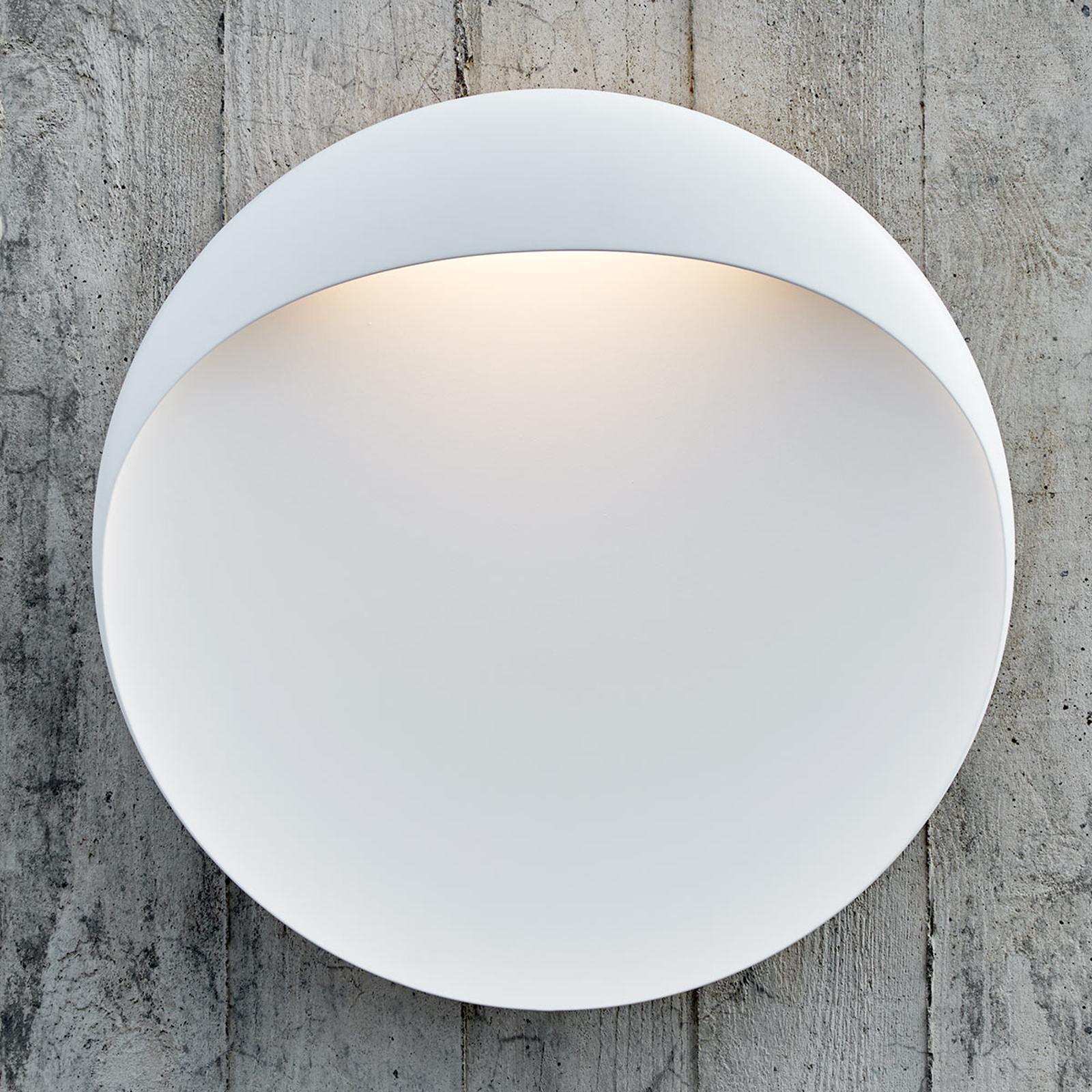 Louis Poulsen Flindt wandlamp Ø 30 cm wit 3.000K