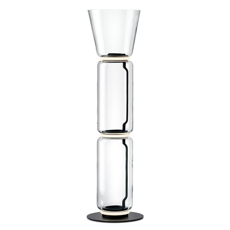 FLOS Noctambule High Cylinders & Cone small base