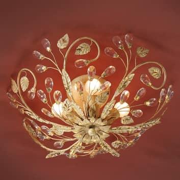 Lampa sufitowa w stylu florenckim Verdi z LED