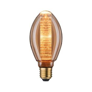 Paulmann LED-vintage B75 ringmønster E27 3,6W 818