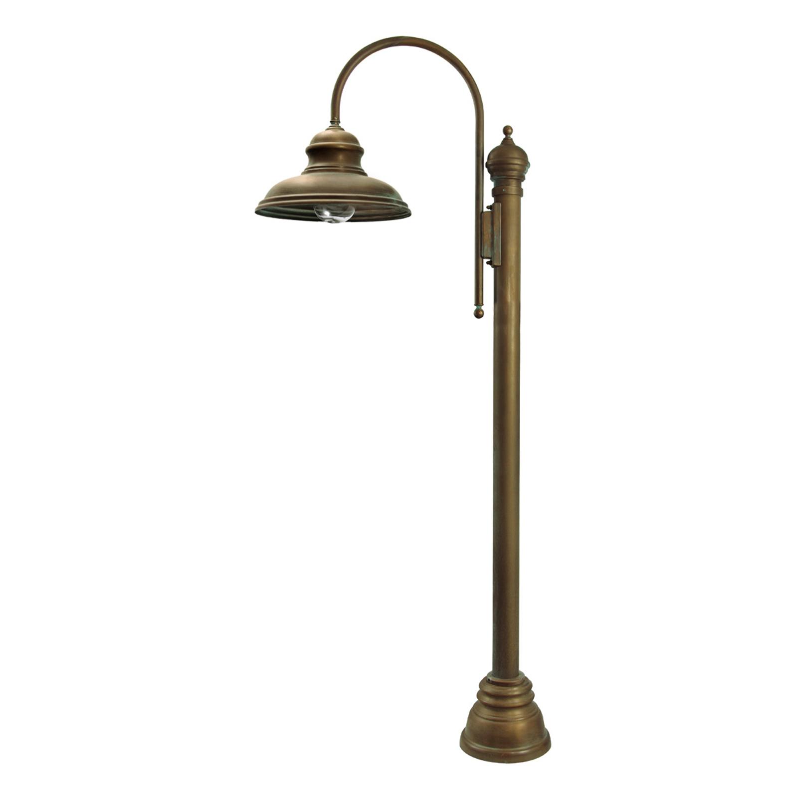 Klassieke lantaarnpaal LUCA, 155 cm