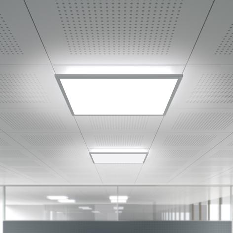 Empotrada LED IDOO.fit 62,3x62,3cm 840 atenuable