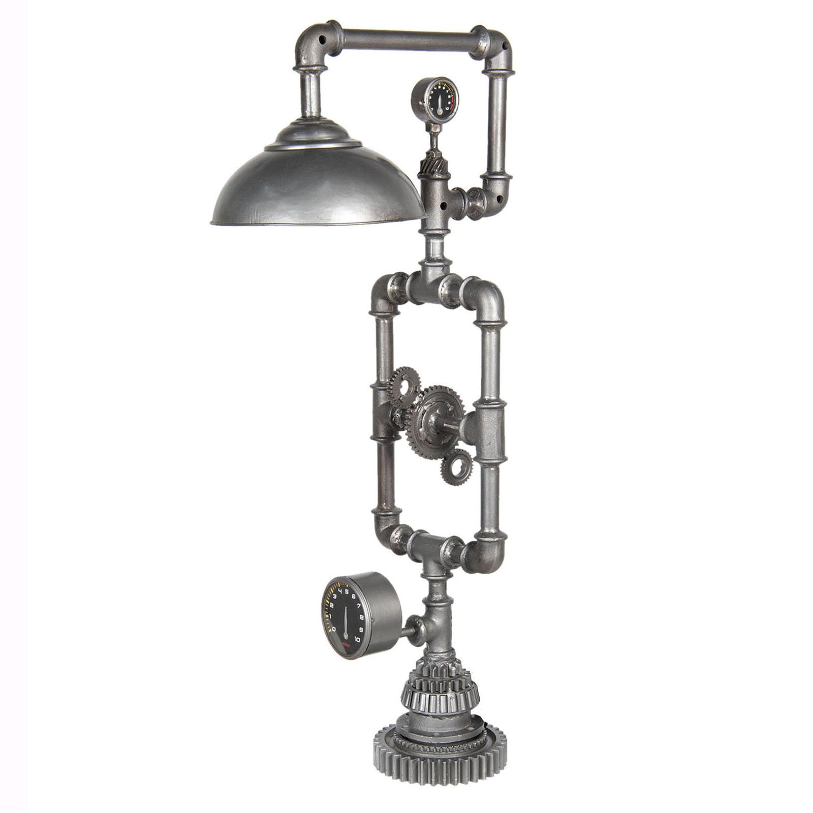 Lampadaire 271 au design industriel