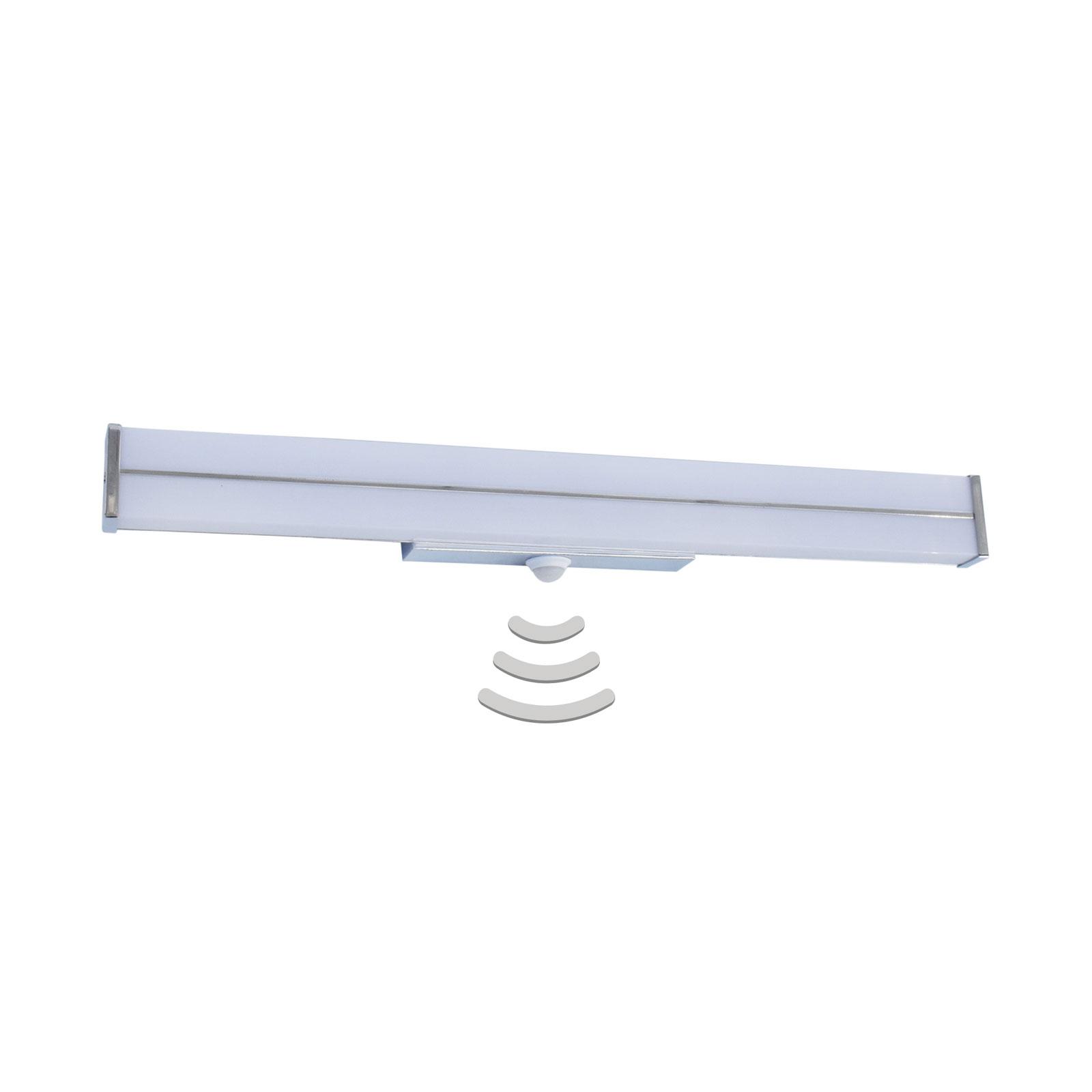 Applique miroir LED Sparky, interr. capteur, 40cm