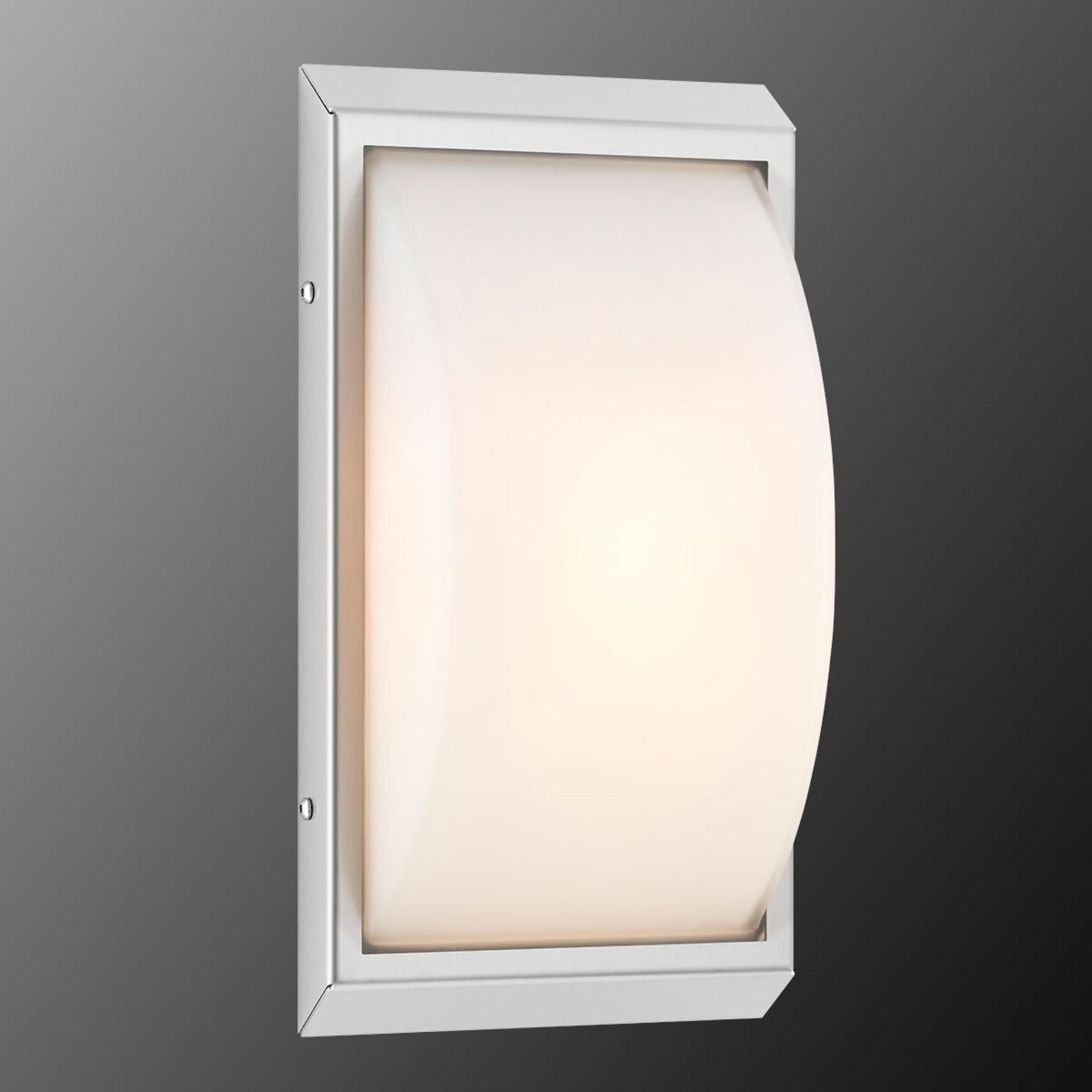 LED-Außenwandleuchte 052, weiß