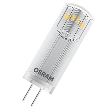 OSRAM ampoule LED G4 Star Pin 1,8 W mat 4 000 K