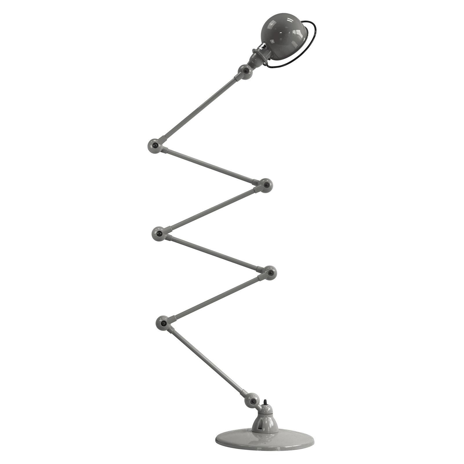Jieldé Loft D9406 lampada da terra 6x40 cm grigia