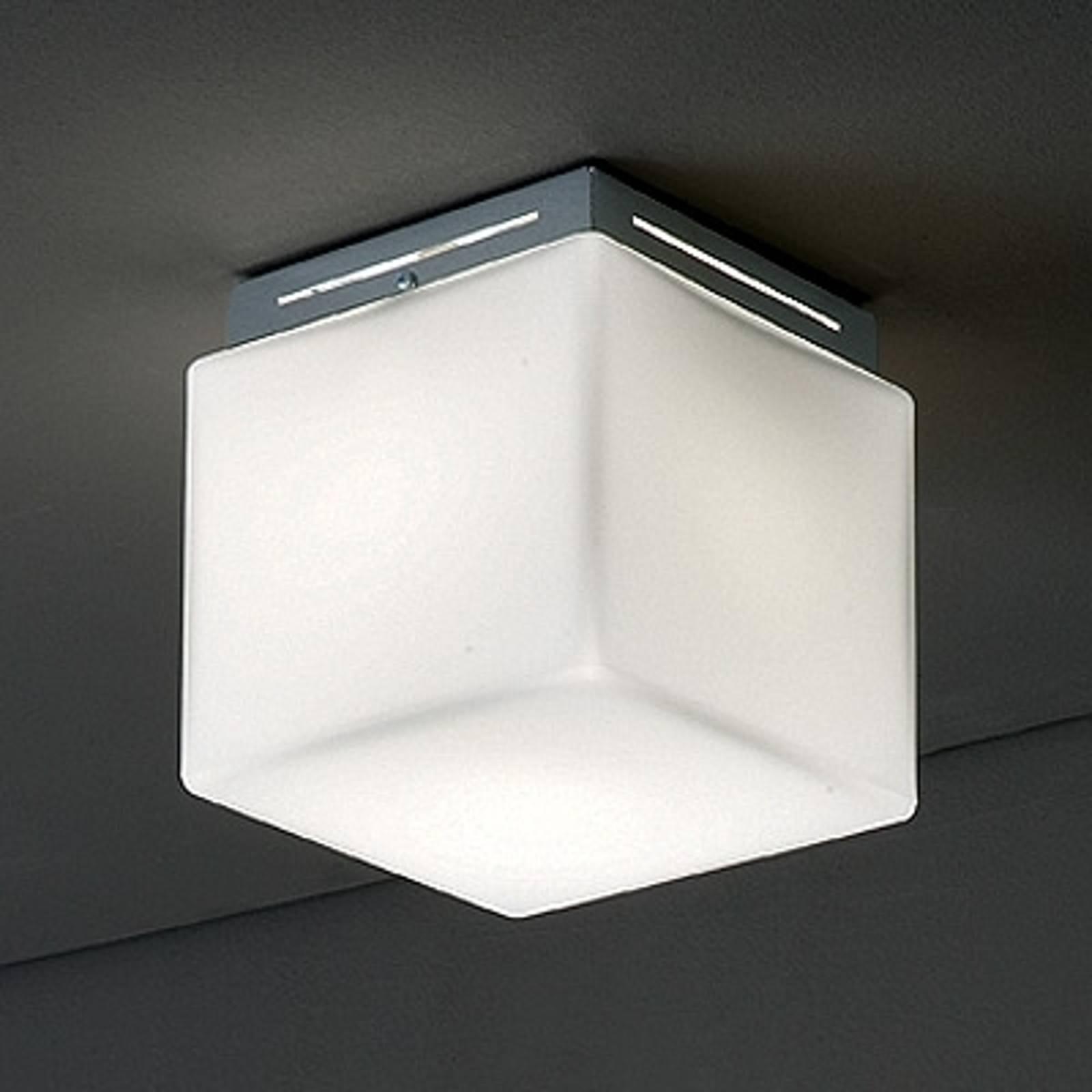 Deckenleuchte Cubis, chrom