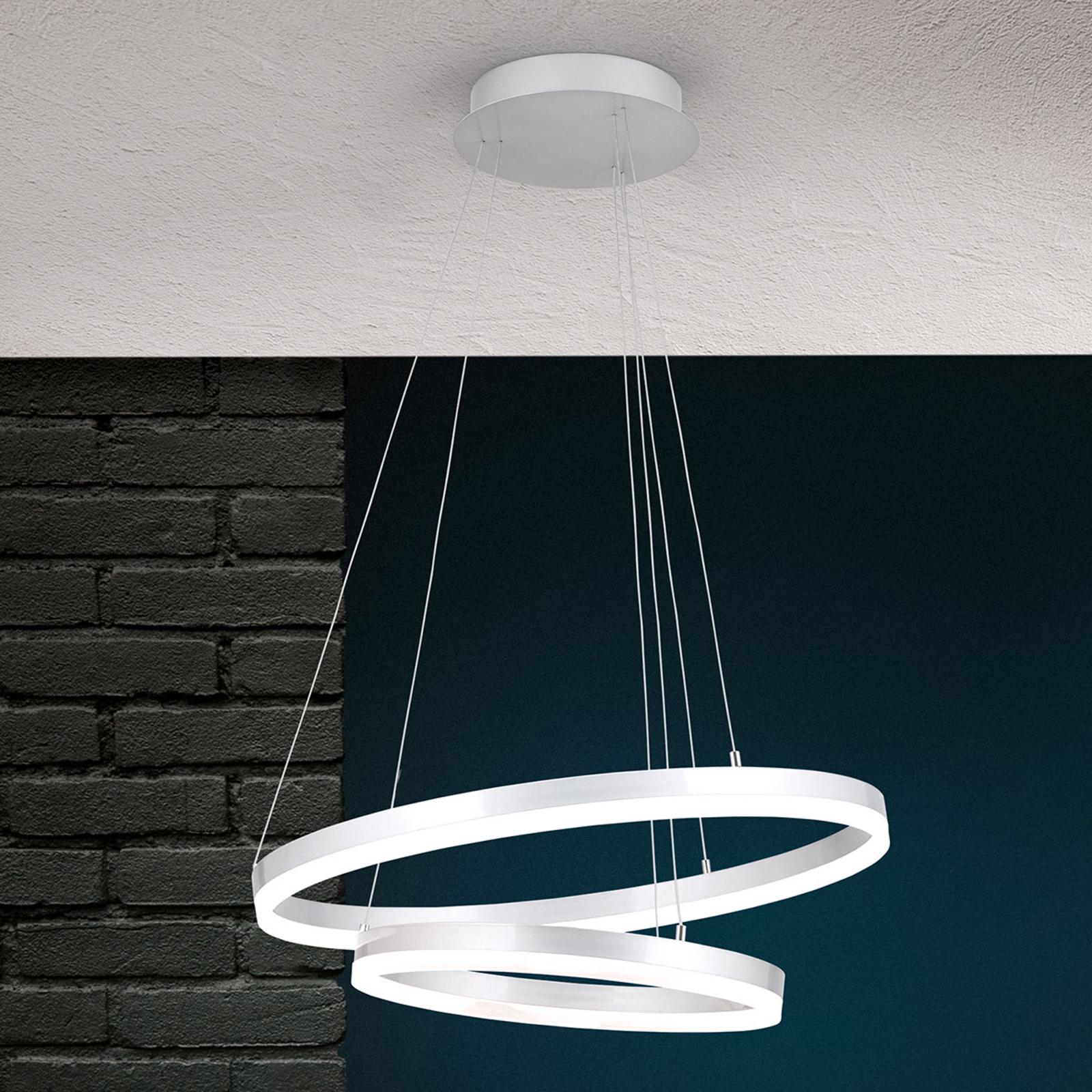 Nowocześnie zaprojektowana lampa wisząca LED Float