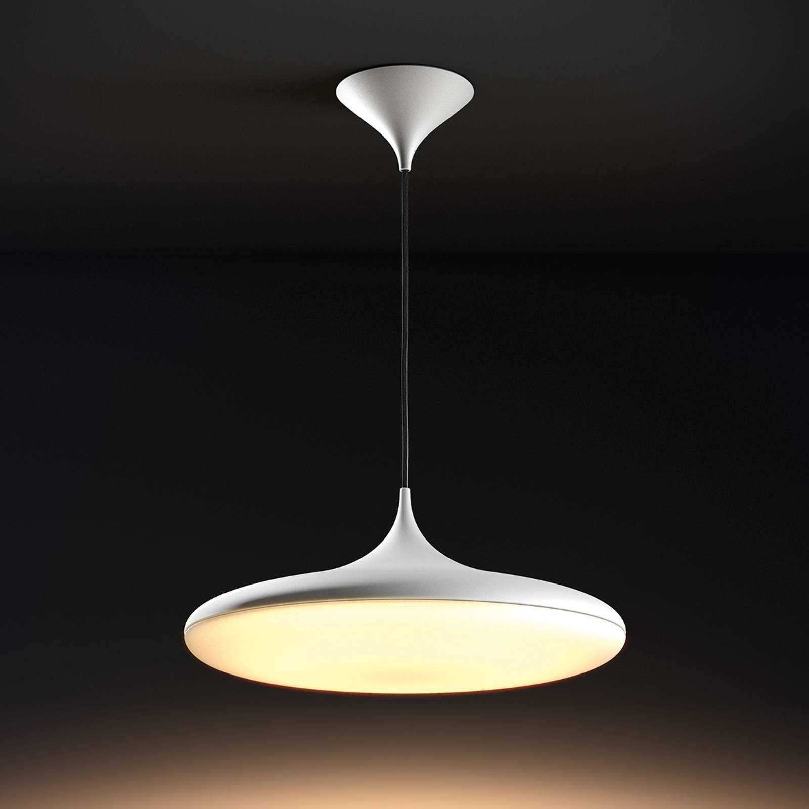 Philips Hue White Ambiance Cher hanglamp wit