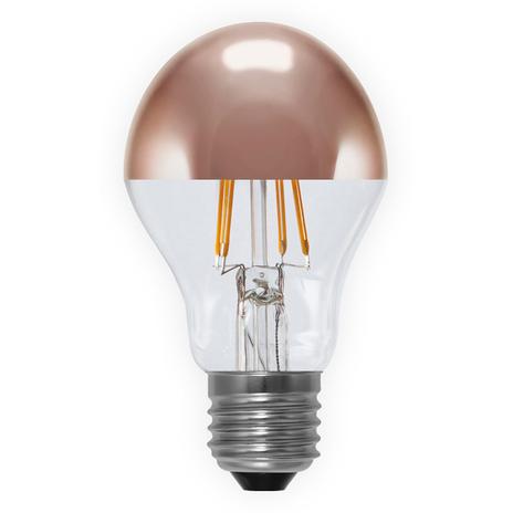Żarówka lustrzana LED E27 4W 926, miedziany