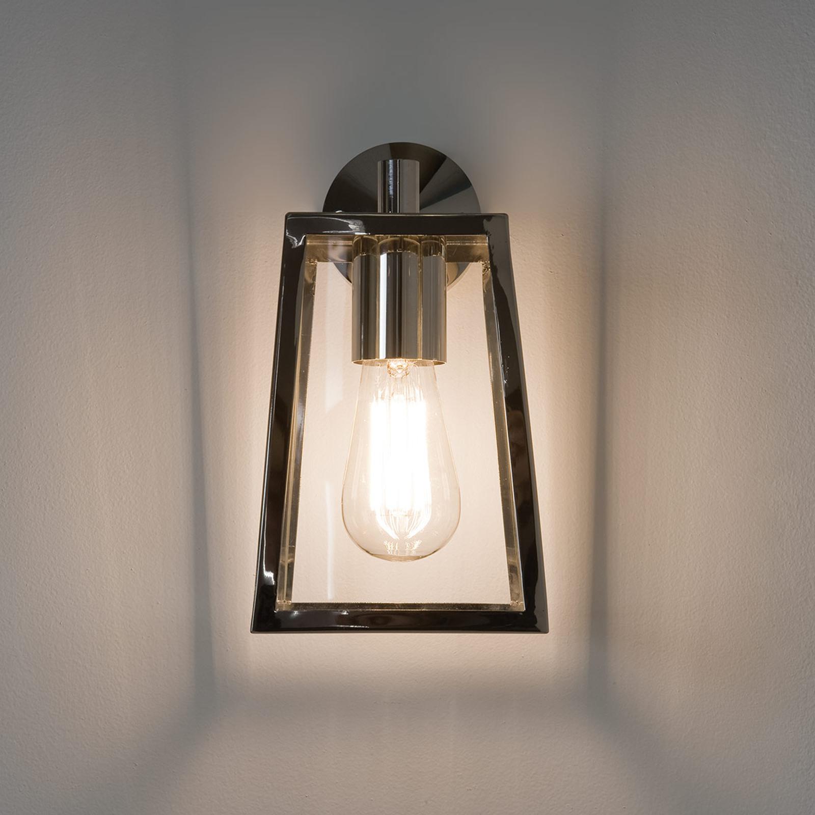 Applique d'extérieur Calvi en forme de lanterne