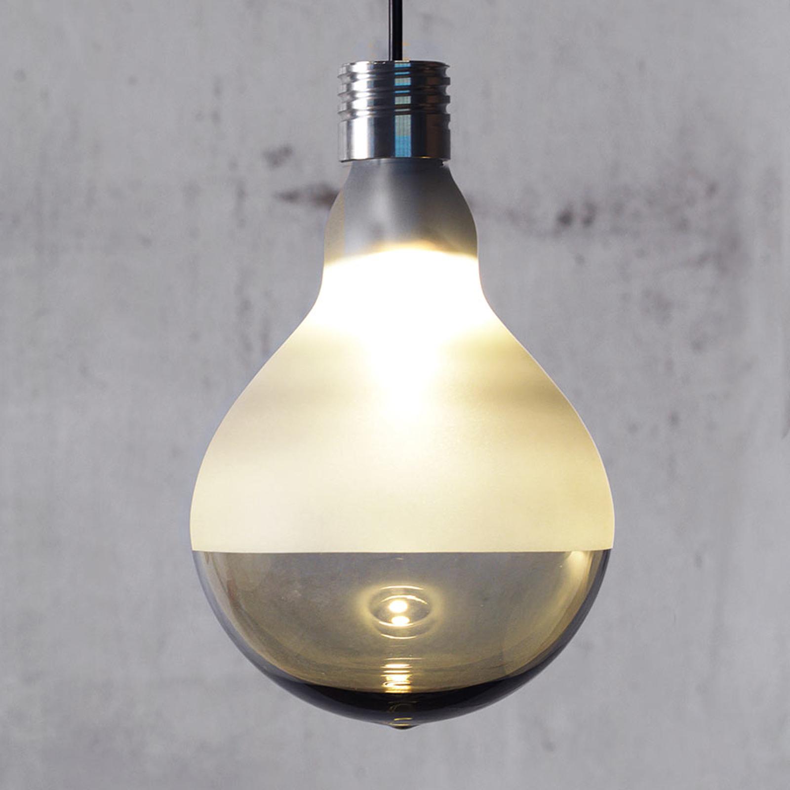 Karman Makeup - lampa wisząca LED, okrągła