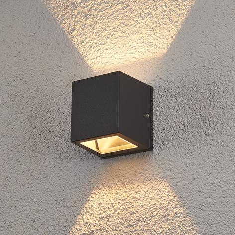 Zewnętrzna lampa ścienna Maurice, IP54