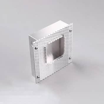 Boîtier d'encastrement lampe enc. LED Window/Pan