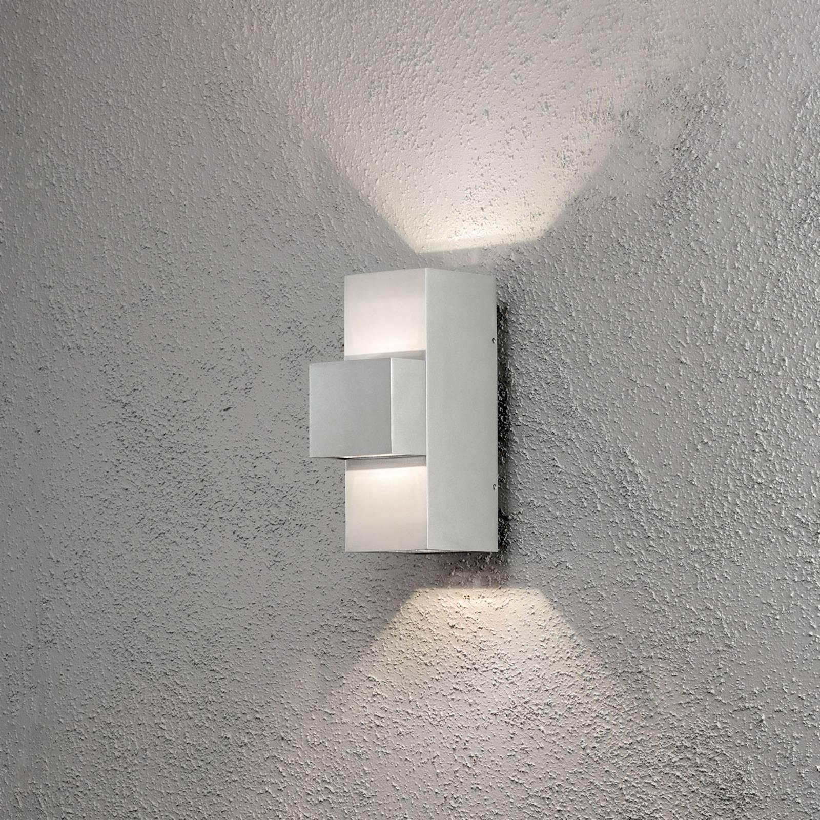 LED-Außenwandleuchte Imola, 3-flammig