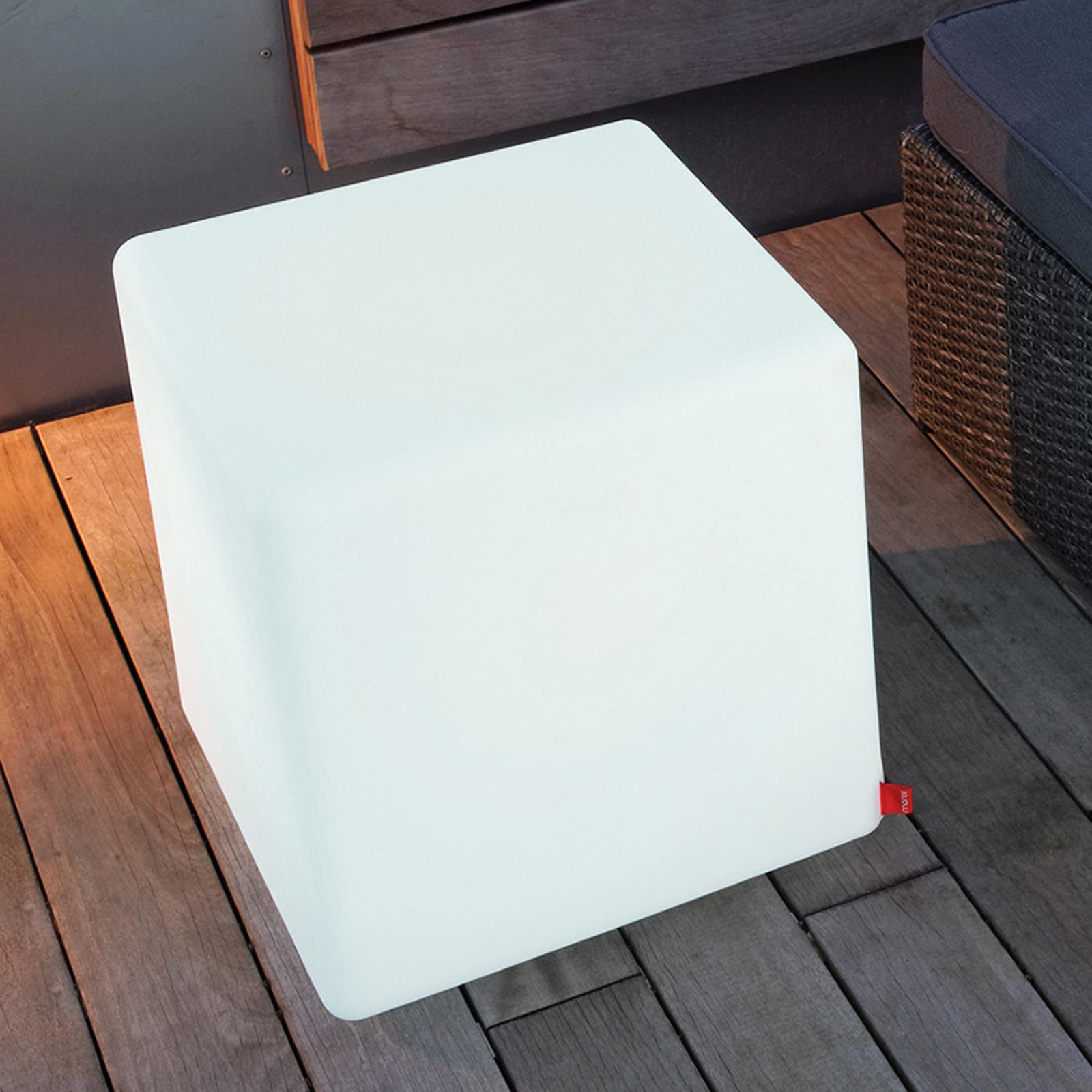 Außendekoleuchte Cube Outdoor E27