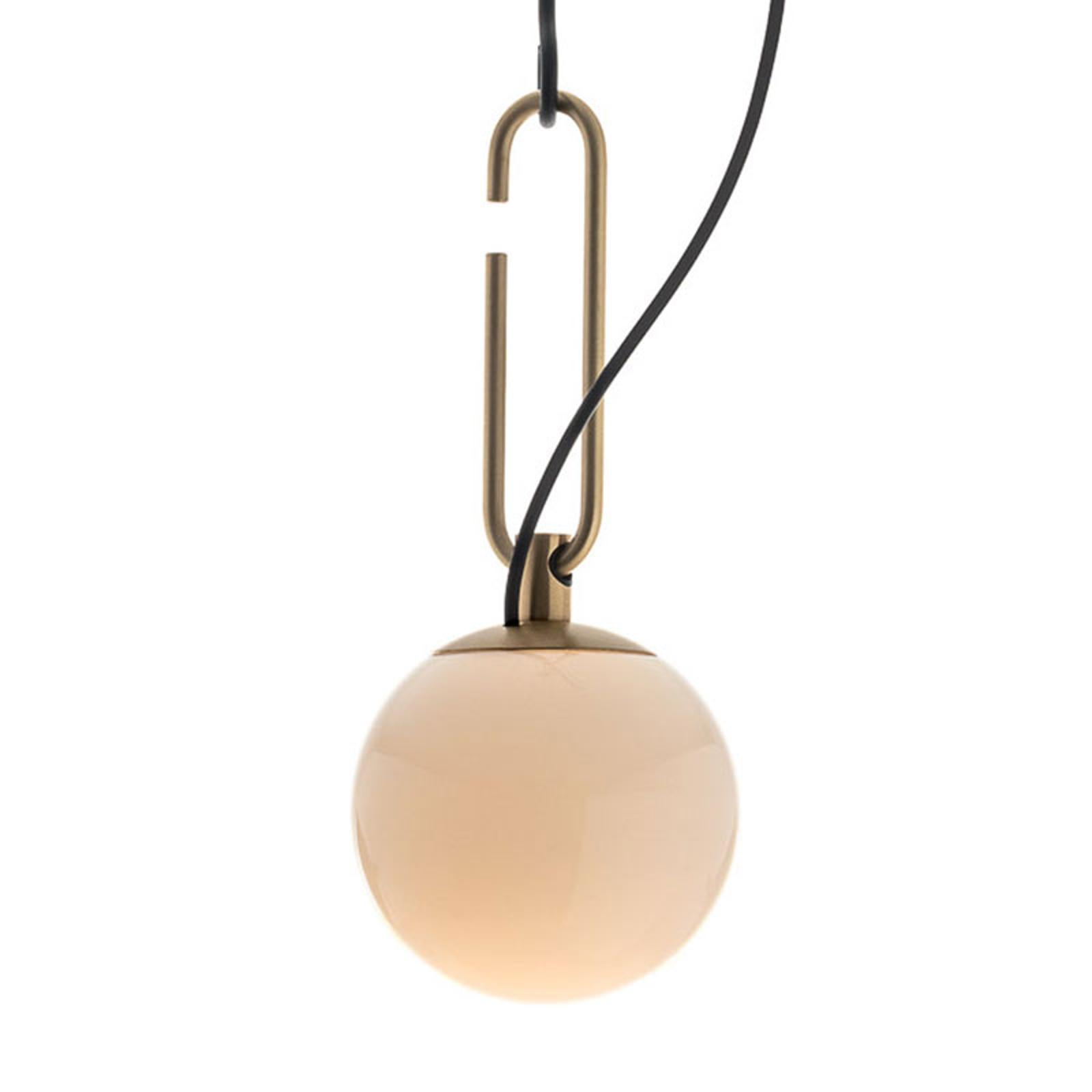 Artemide nh szklana lampa wisząca, Ø 14 cm