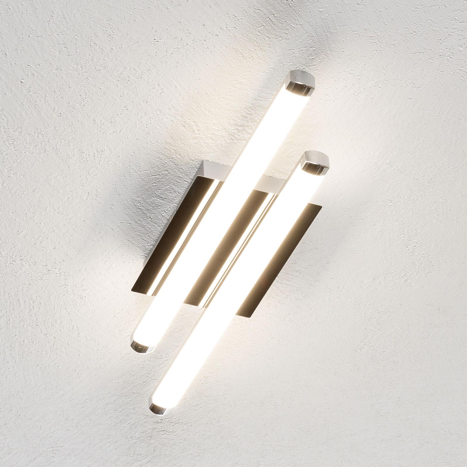 Futurystyczna lampa sufitowa LED Street