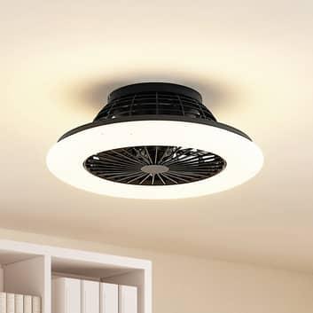 Starluna Fjardo LED-loftventilator med belysning