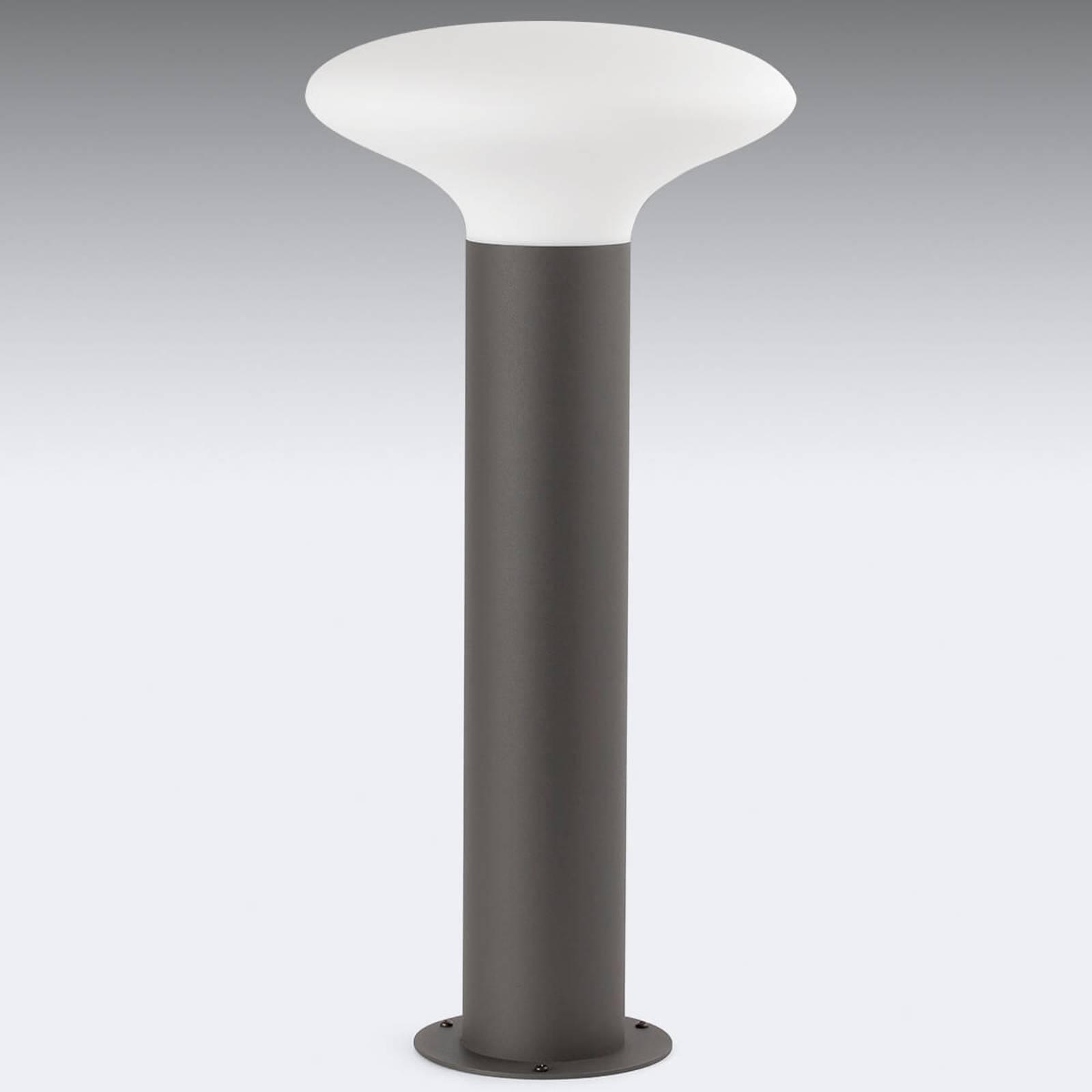 Blub´s – słupek oświetleniowy o typowym kloszu