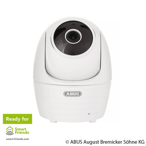 ABUS Smart Security World WLAN Full-HD interni