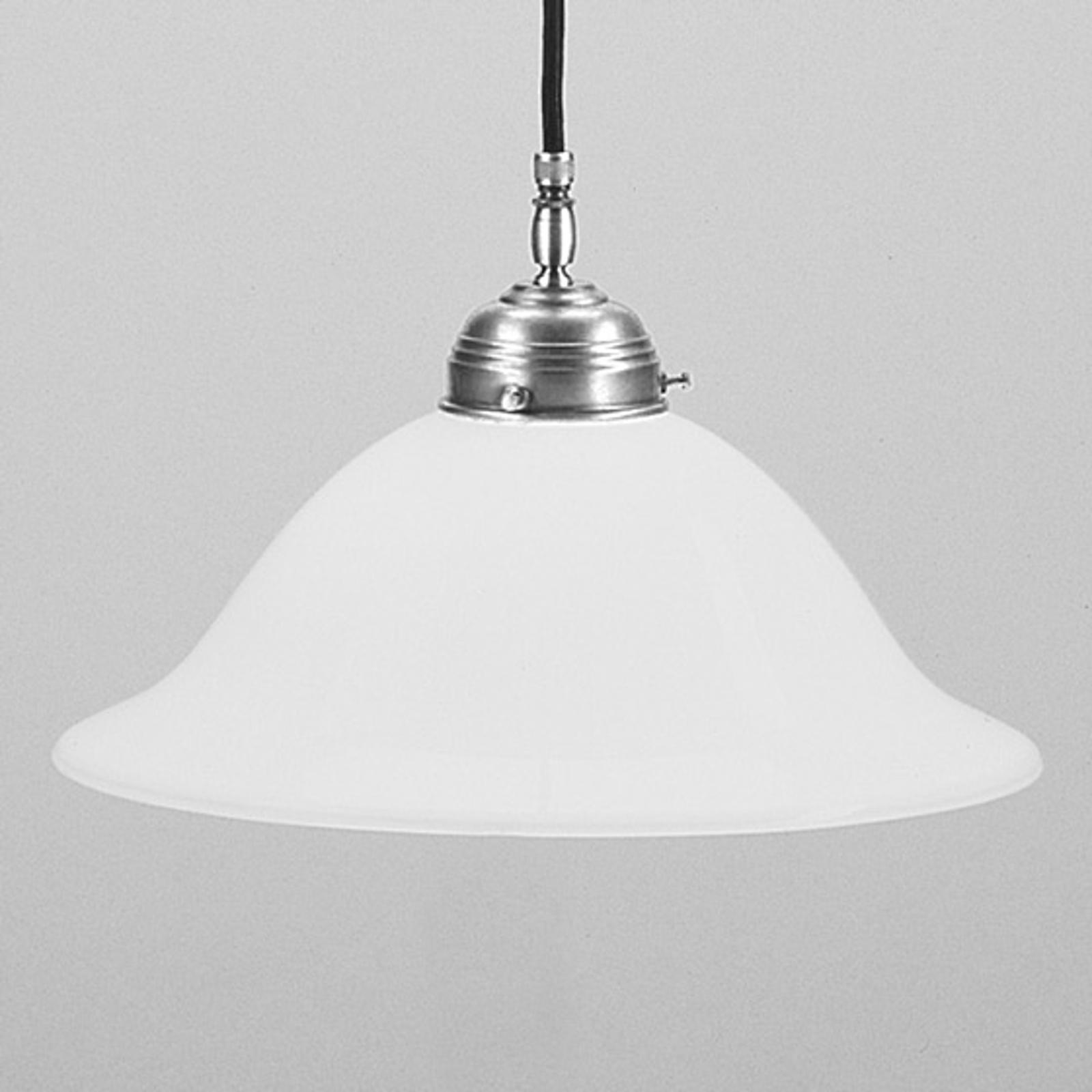 Anja hanging light matt nickel_1542146_1