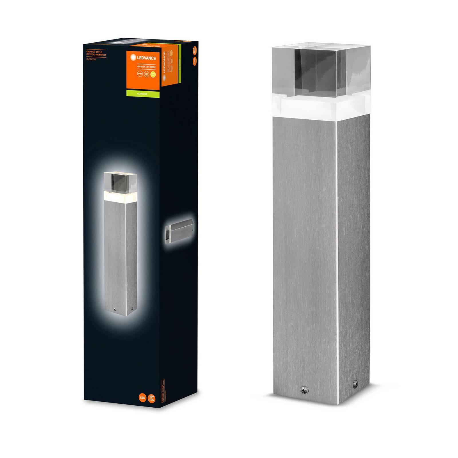 Ledvance Endura Style Crystal LED-Sockelleuchte