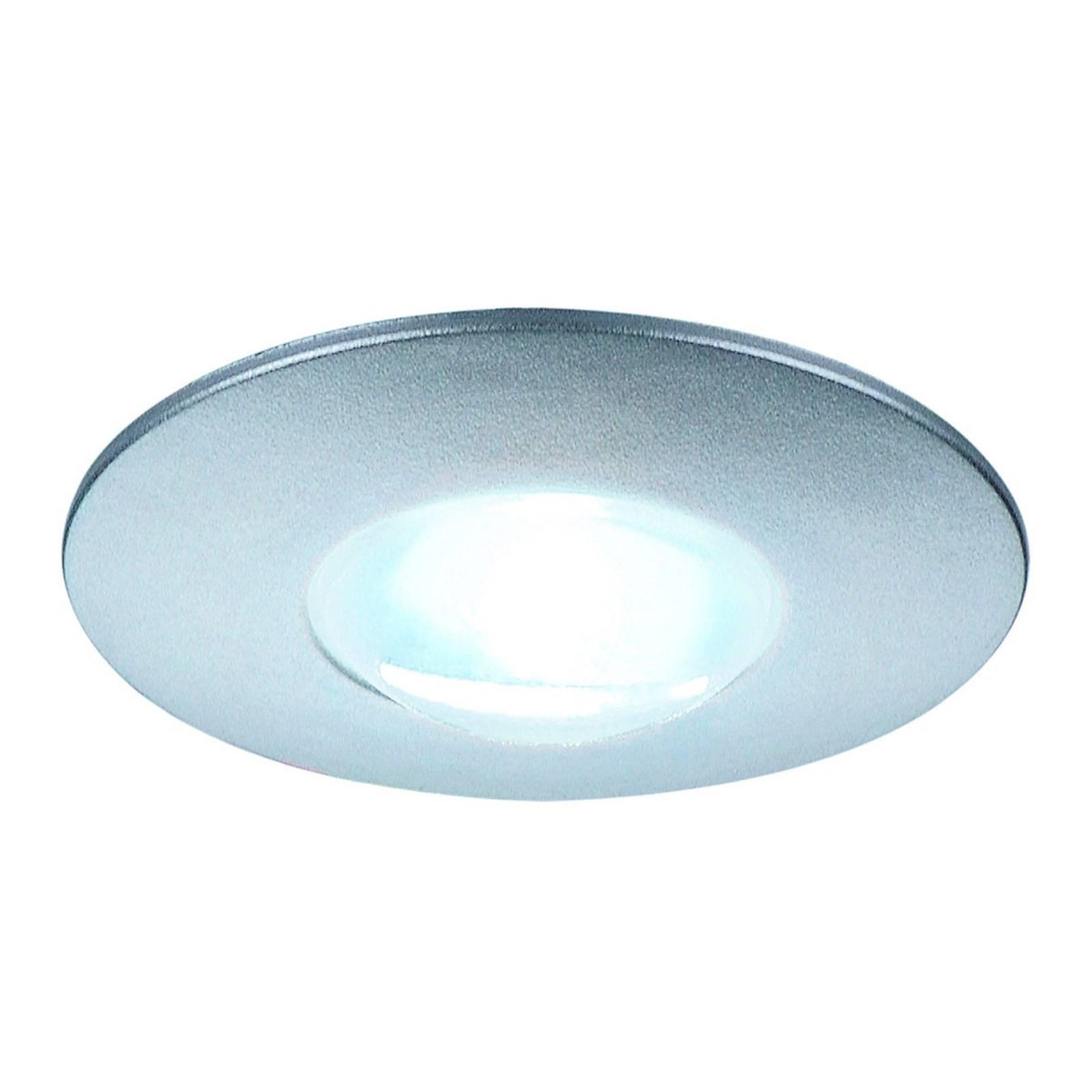 SLV plafondled LED inbouwspot universeel wit 4000K