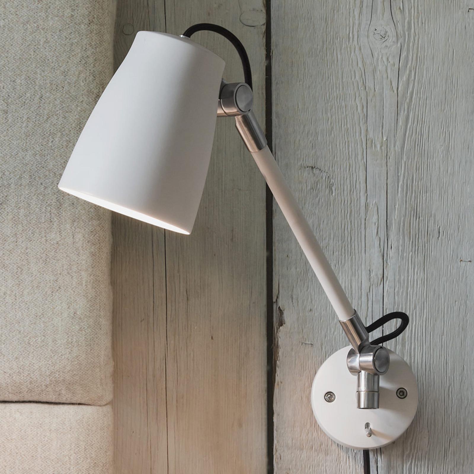 Atelier Grande - fleksibel væglampe med stik