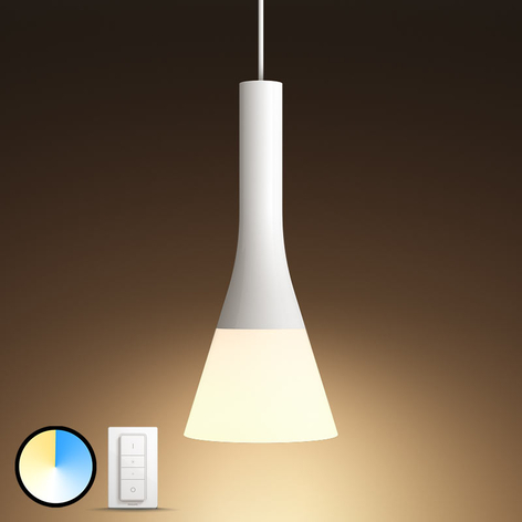 Philips Hue White Ambiance suspension variateur