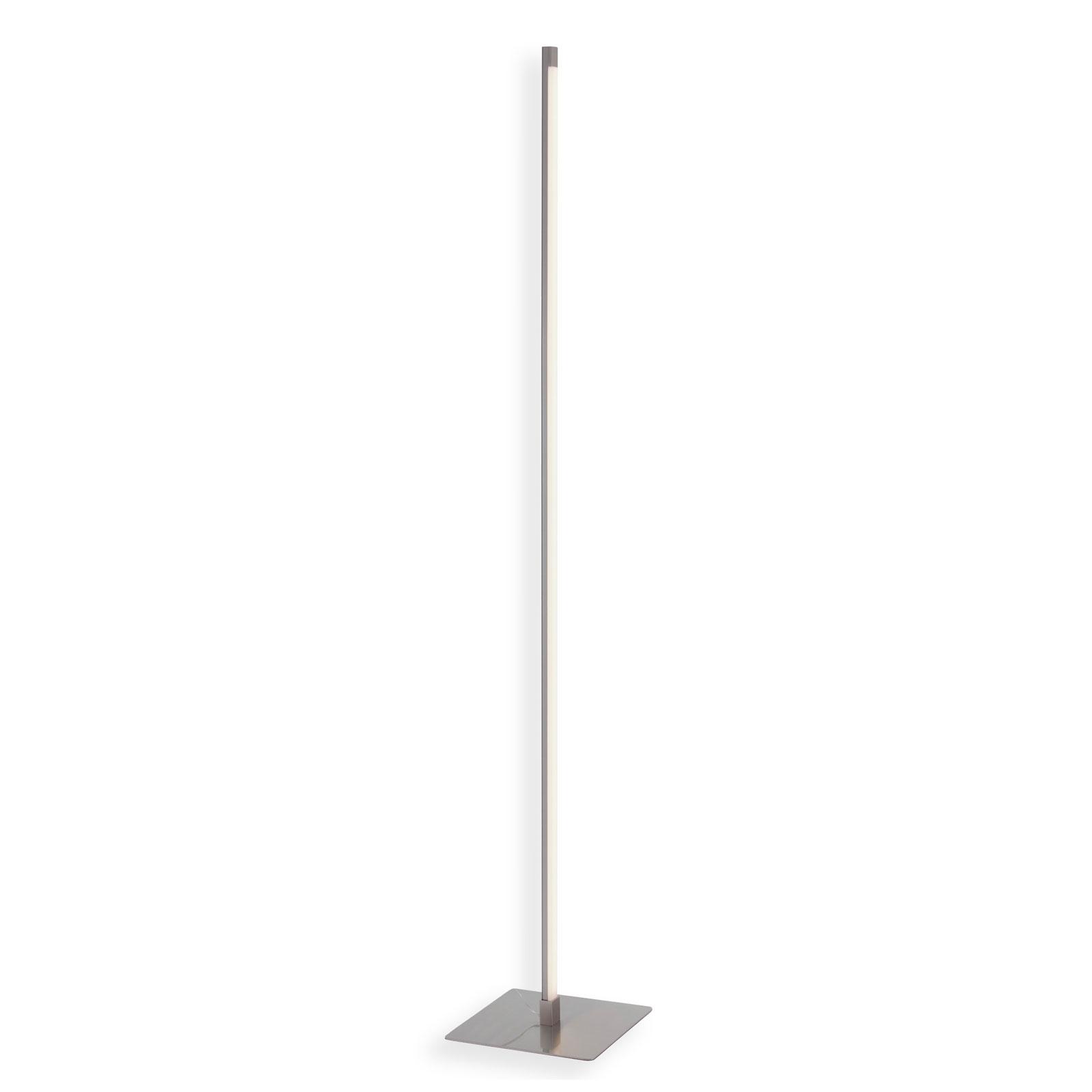 LED-Stehlampe 1365-012 m. Dimmer u. Memoryfunktion