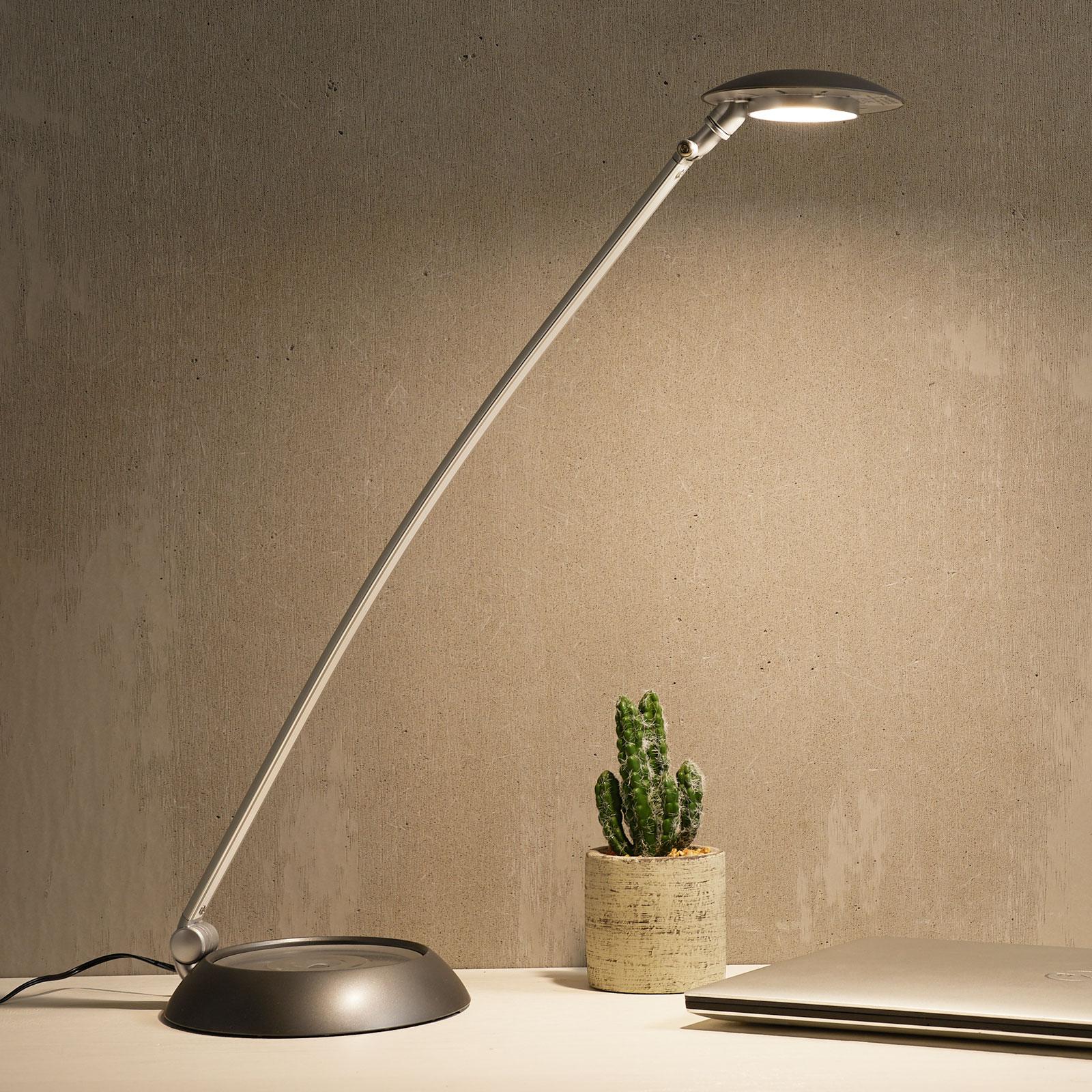 Lámpara de mesa LED Forever de doble ajuste, 8 W